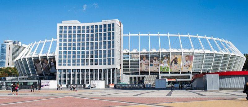стадион НСК Олимпийский