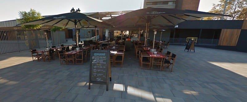 pub near Camp Nou