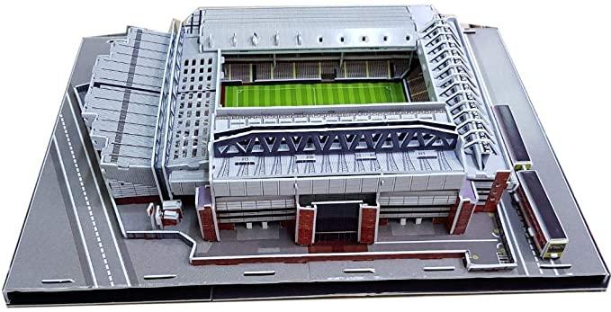 Anfield stadium 3d puzzle