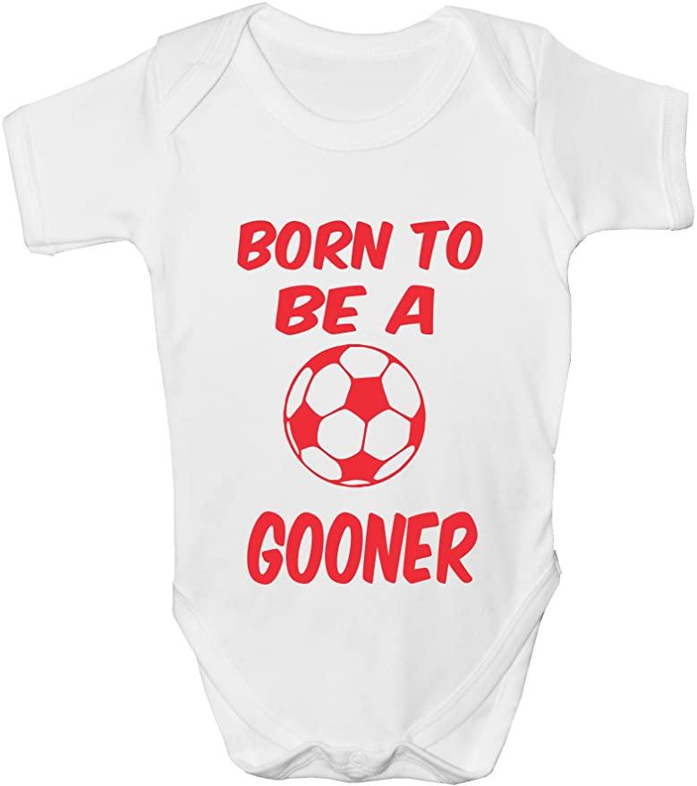 Arsenal baby bodysuit
