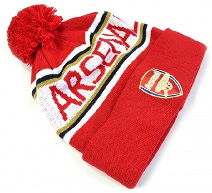 Arsenal bobbie hat