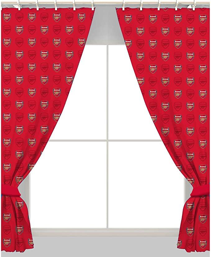 Arsenal curtains