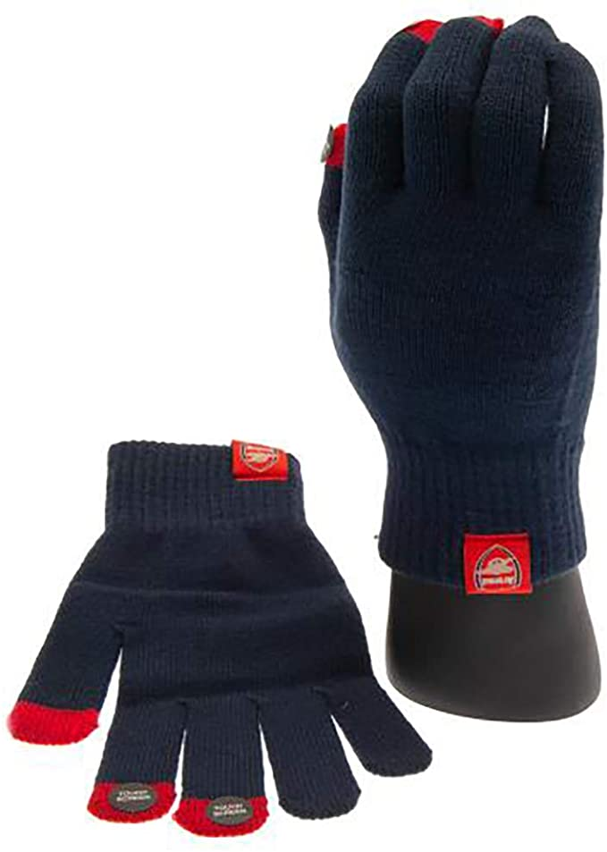 Arsenal kids gloves