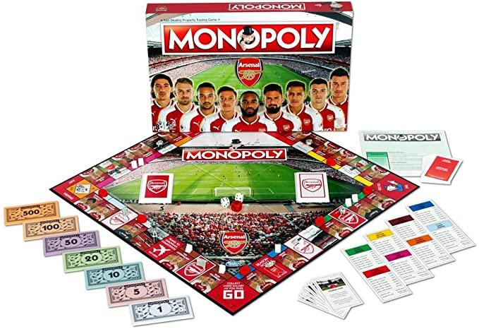 Arsenal monopoly