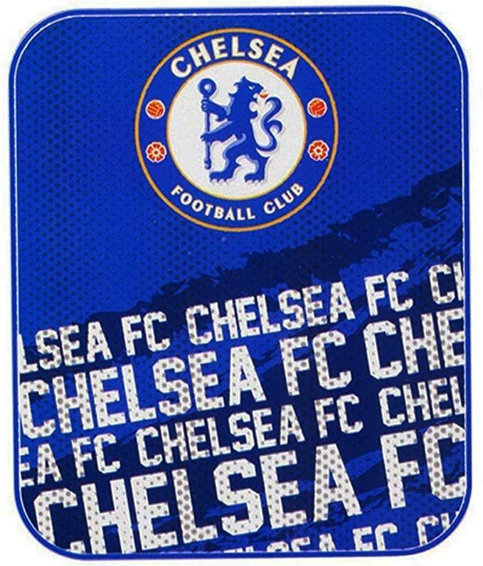 Chelsea baby blanket