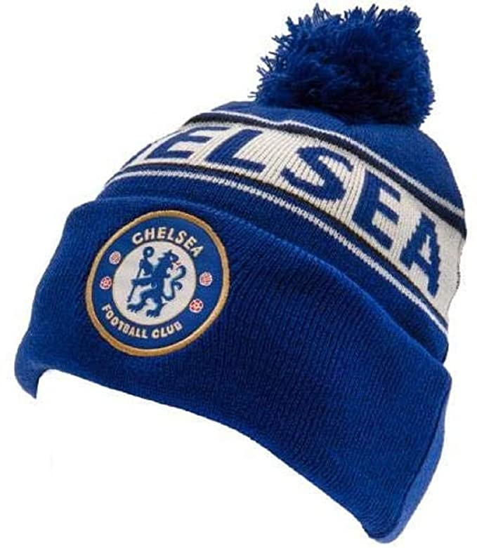 Chelsea bobble hat