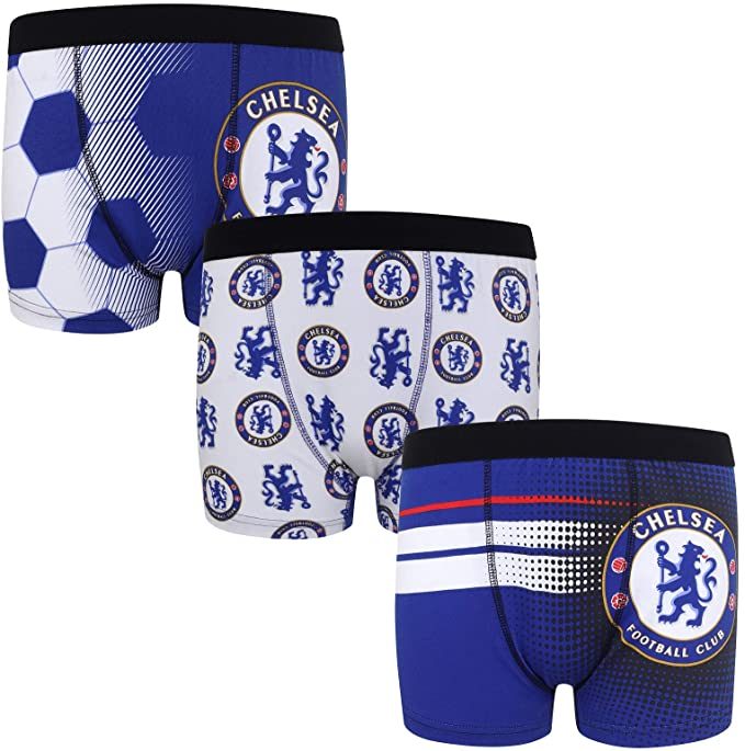 Chelsea boys boxer shorts
