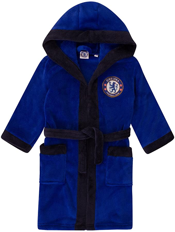 Chelsea kids dressing gown