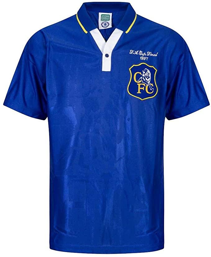 Chelsea retro shirt