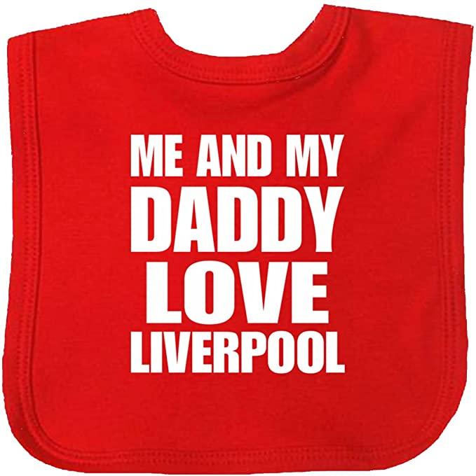Liverpool baby bib
