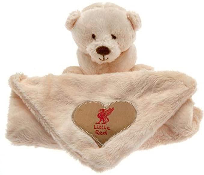 Liverpool baby blanket