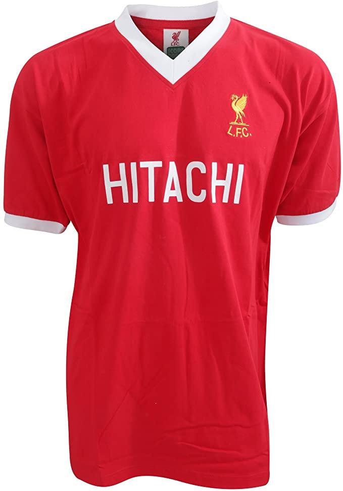 Liverpool retro shirt
