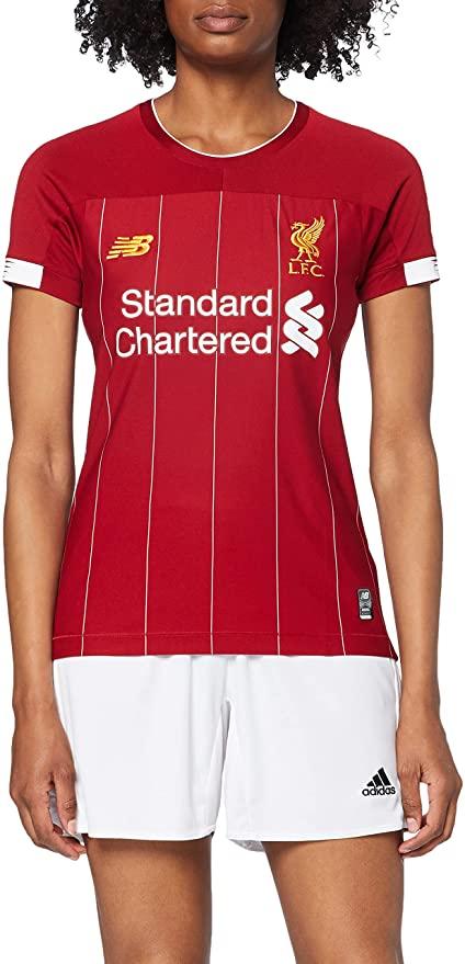Liverpool women's shirt