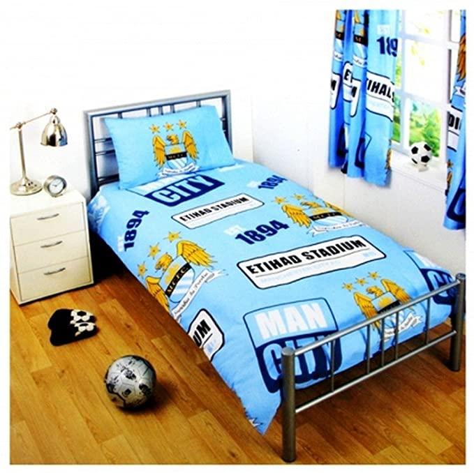 Manchester City bedding
