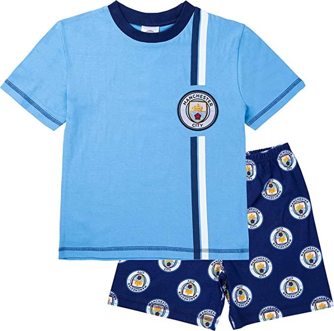 Manchester City boys pyjama