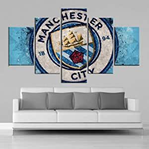 Manchester City canvas