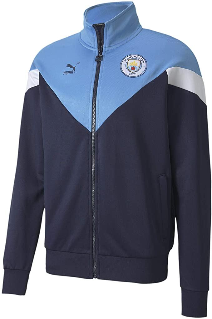 Manchester City coat