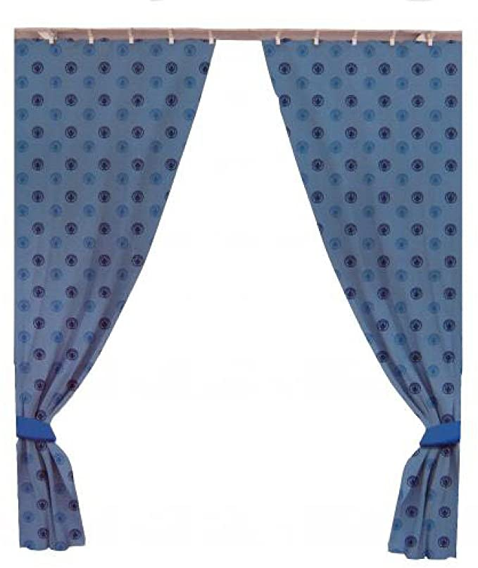 Manchester City curtains