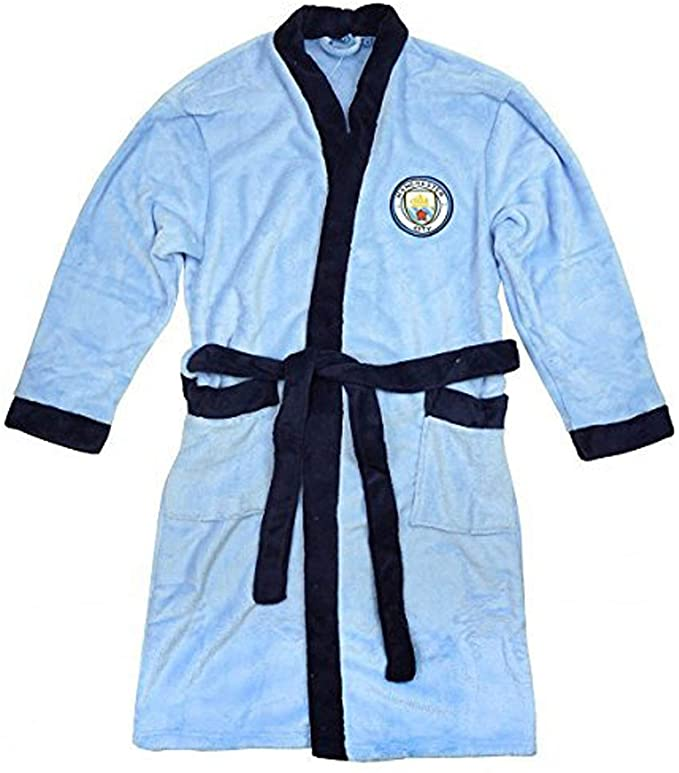 Manchester City dressing gown