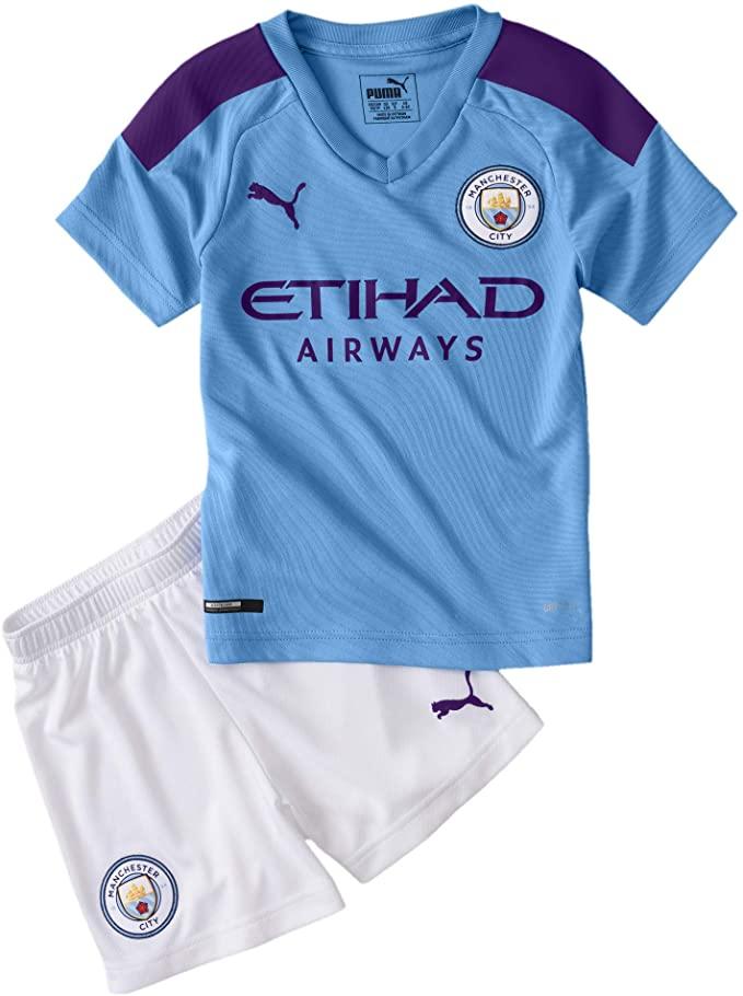 Manchester City kids kit