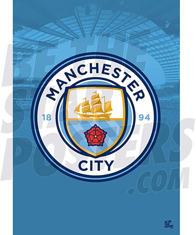 Manchester City poster