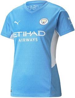 Manchester City women shirt