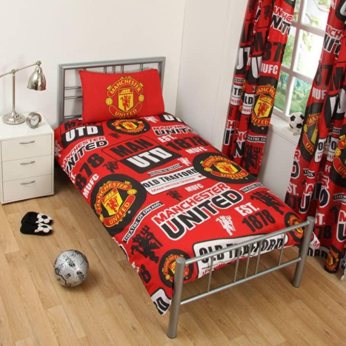 Manchester United bedding set