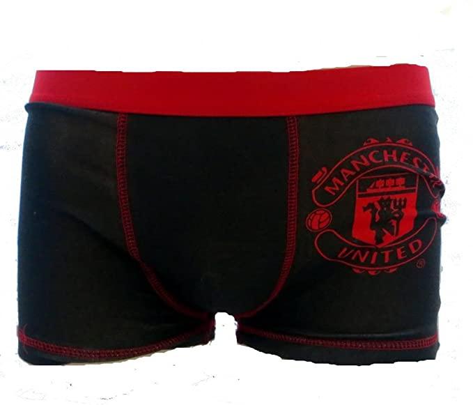 Manchester United boys boxer shorts