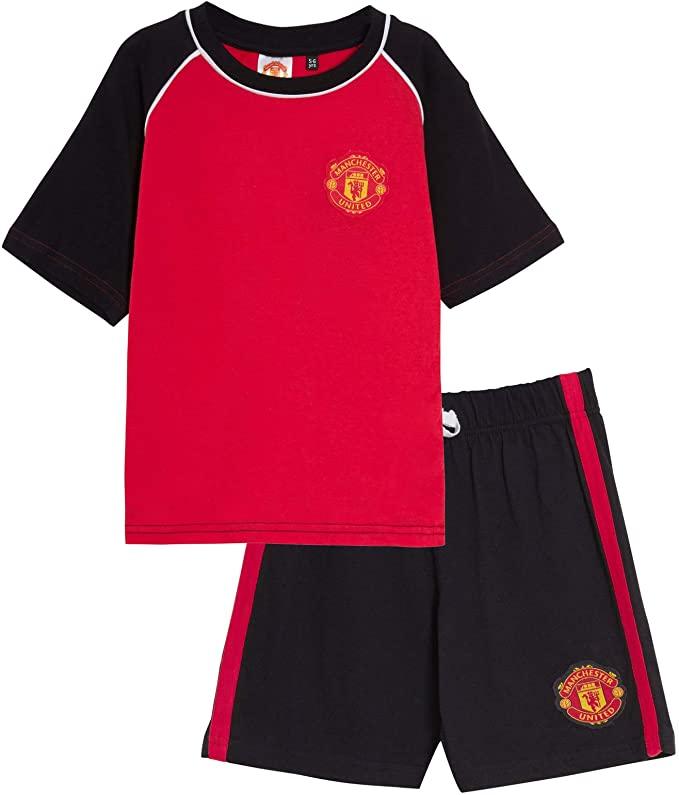 Manchester United boys pyjama