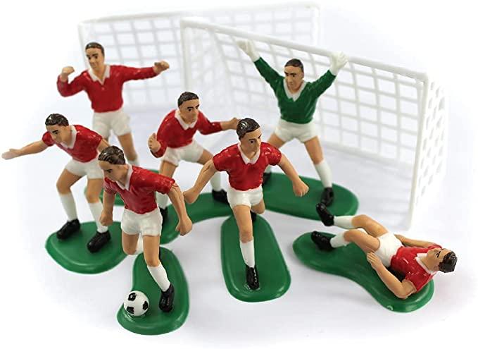 Manchester United cake topper