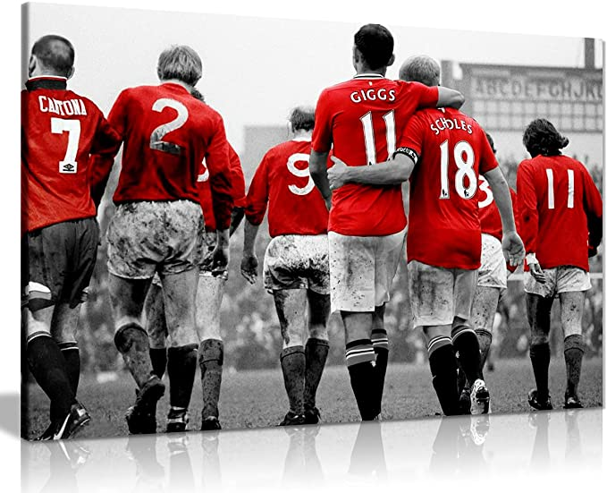 Manchester United canvas