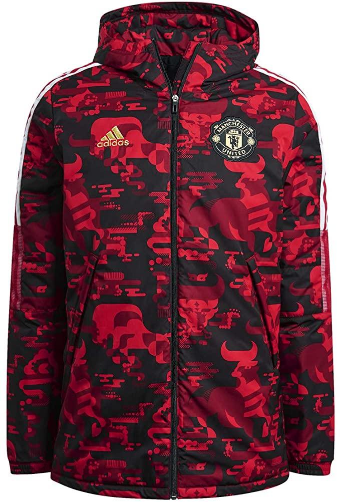 Manchester United coat