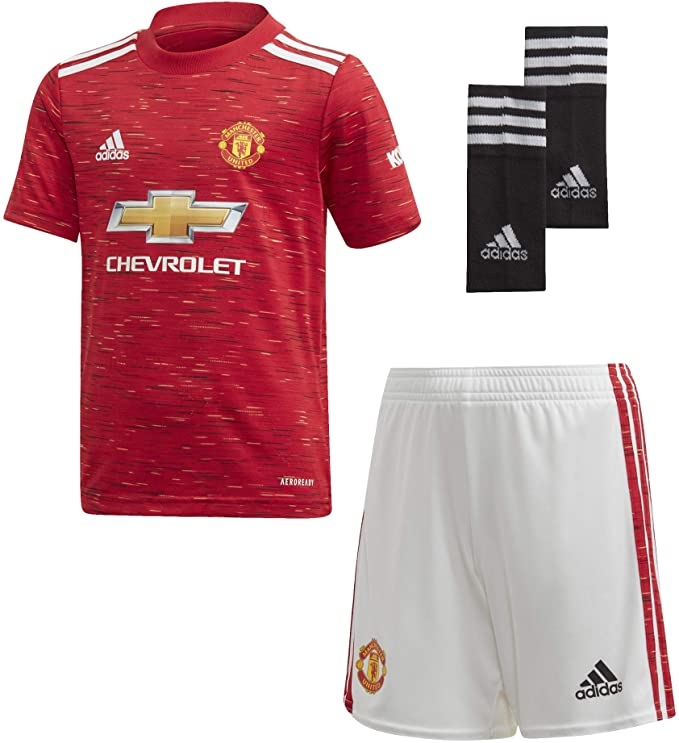 Manchester United kids kit