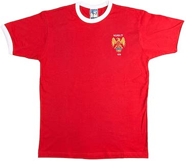 Manchester United retro shirt