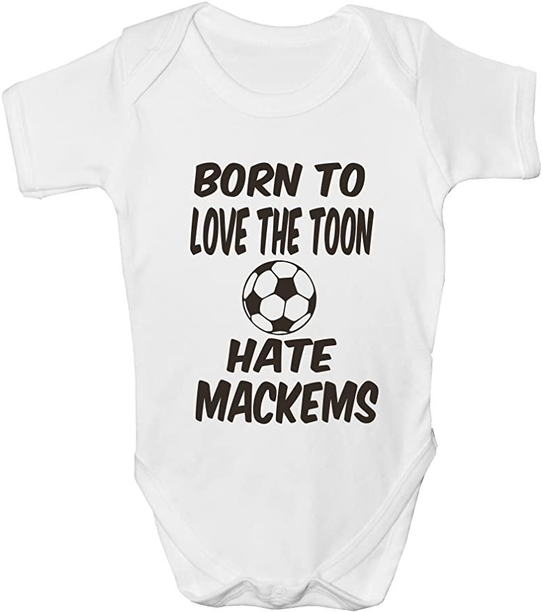 Newcastle United baby bodysuit