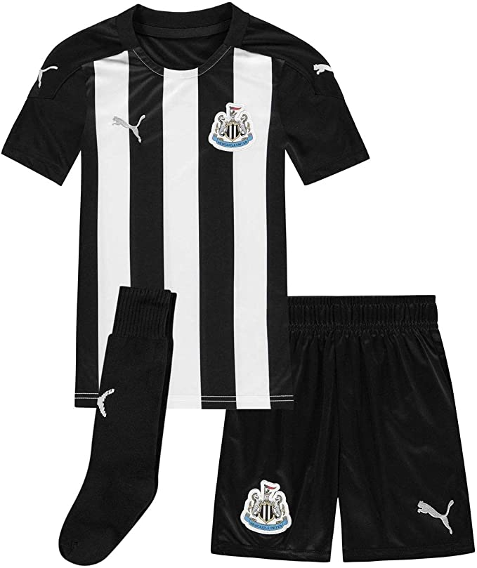 Newcastle United kids kit