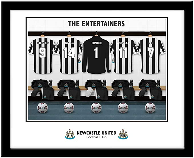 Newcastle United poster