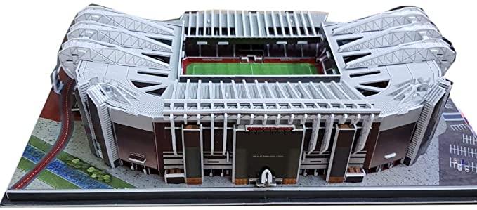 Old Trafford Stadium 3d puzzle