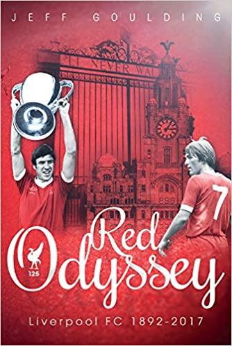 Red Odyssey book