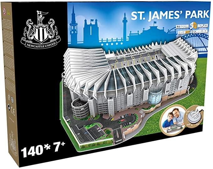 St. James Park 3d puzzle