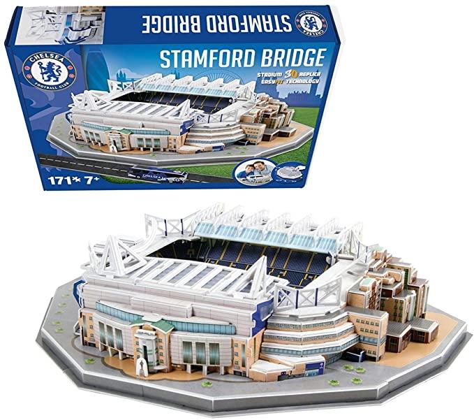 Stamford Bridge 3d puzzle