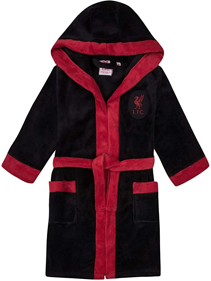 Liverpool kids dressing gown